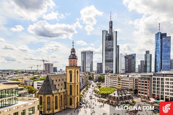 Vé máy bay giá rẻ đi Frankfurt