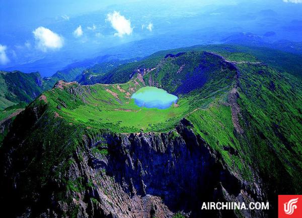 Vé máy bay đi Jeju giá rẻ hãng Air China