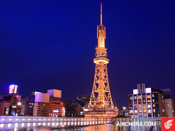 Vé máy bay đi Nagoya giá rẻ hãng Air China