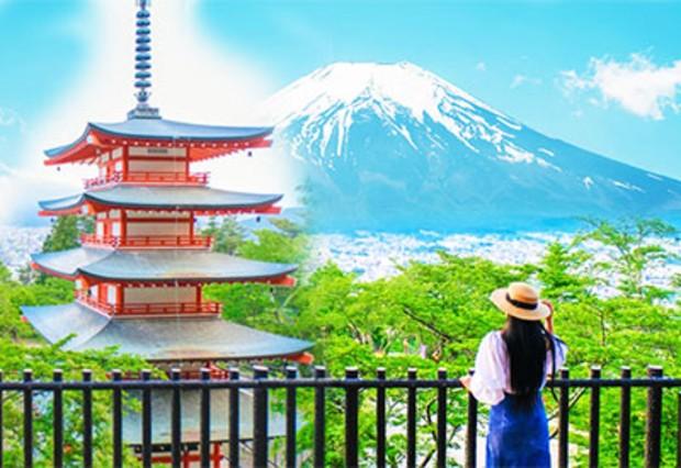 Vé máy bay đi Nhật Bản hãng Air China giá rẻ