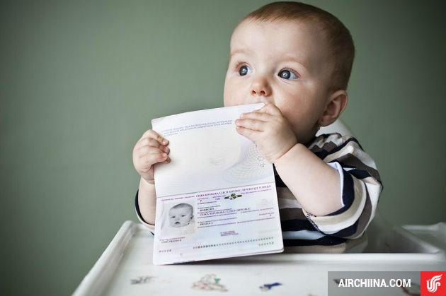 Trẻ em du lịch nước ngoài có cần hộ chiếu?
