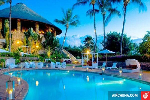 ve may bay di hawaii