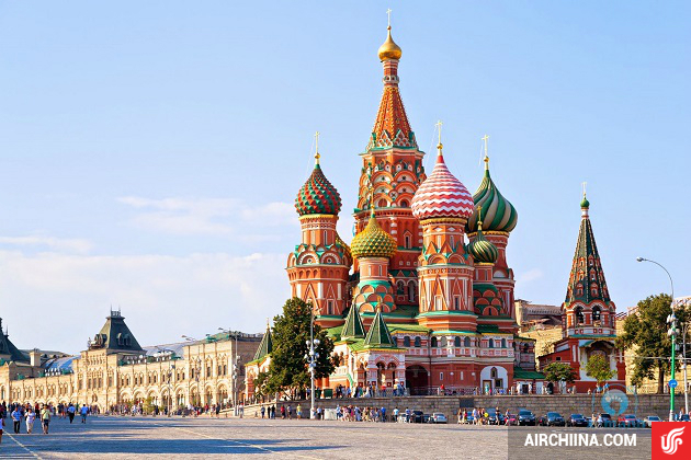 ve may bay gia re di moscow