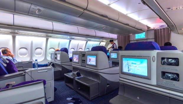 hạng vé Air China
