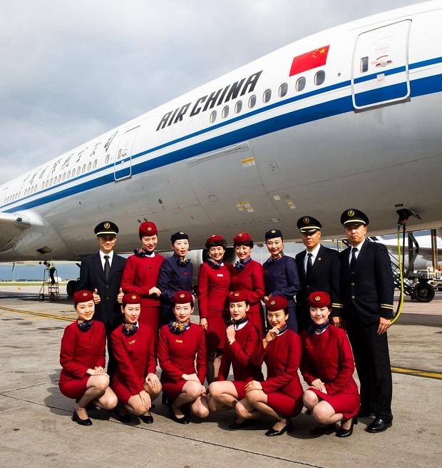 đại lý vé máy bay air china