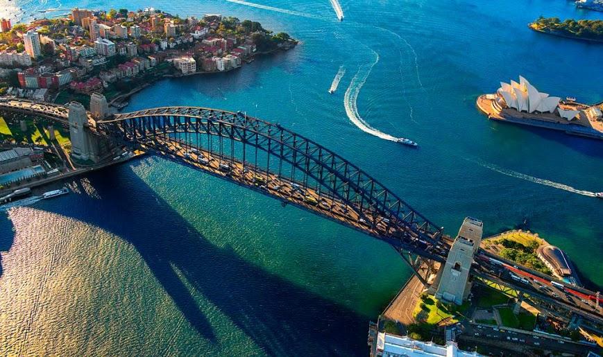 Đi Sydney