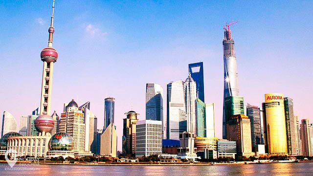 Vé máy bay từ TPHCM đi Thượng Hải