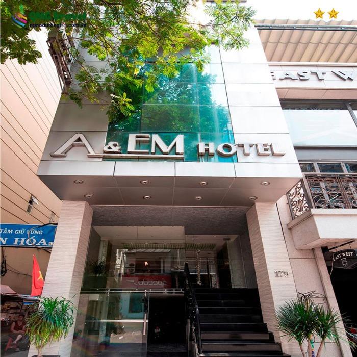 Khách sạn A&Em Lý Tự Trọng