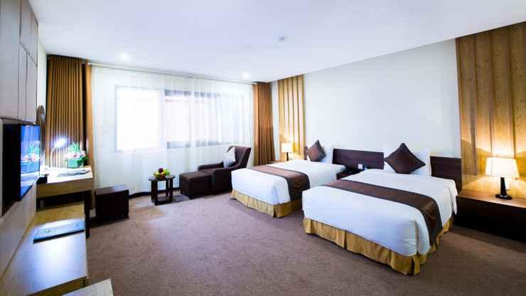 Phòng nghỉ tại khách sạn Mường Thanh Buôn Mê Thuột