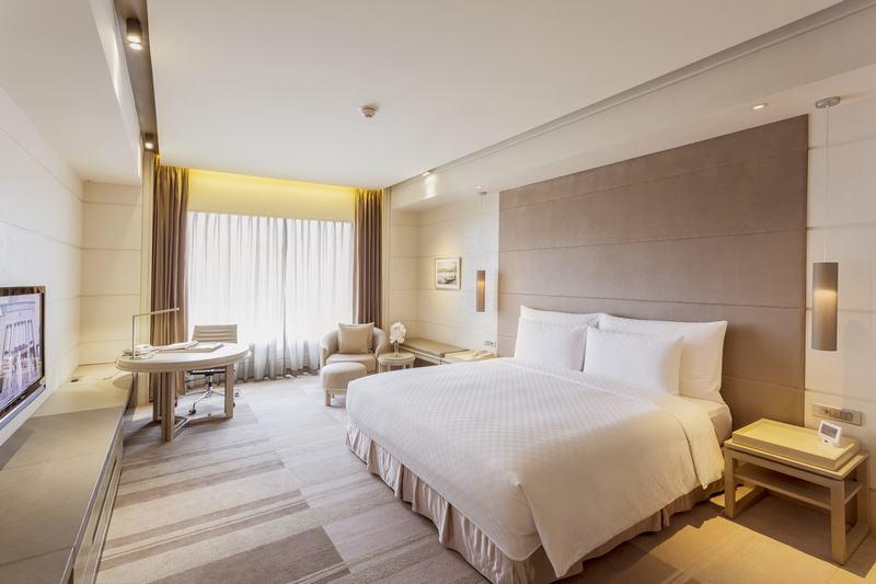 phòng nghỉ tại khách sạn Nikko Sài Gòn