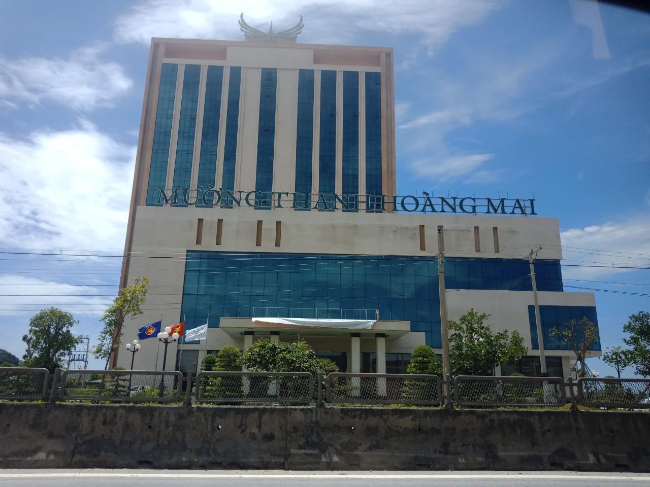 Khách sạn Mường Thanh Hoàng Mai