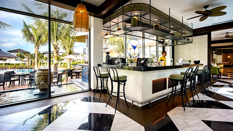 Pool Bar Khu nghỉ dưỡng Novotel Phú Quốc Resort