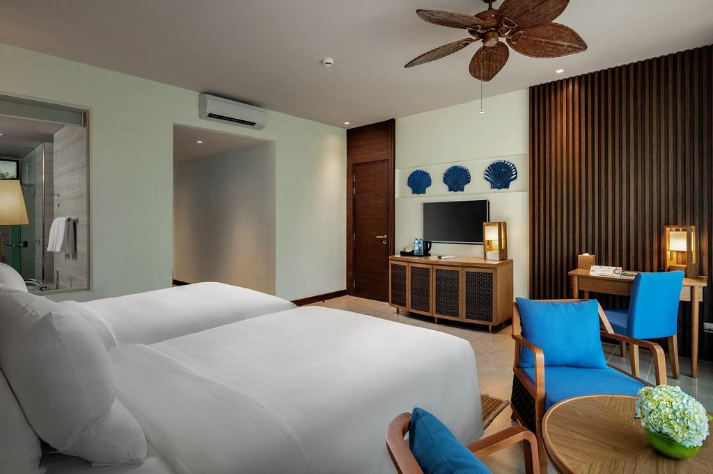 Phòng deluxe Khu nghỉ dưỡng Novotel Phú Quốc Resort