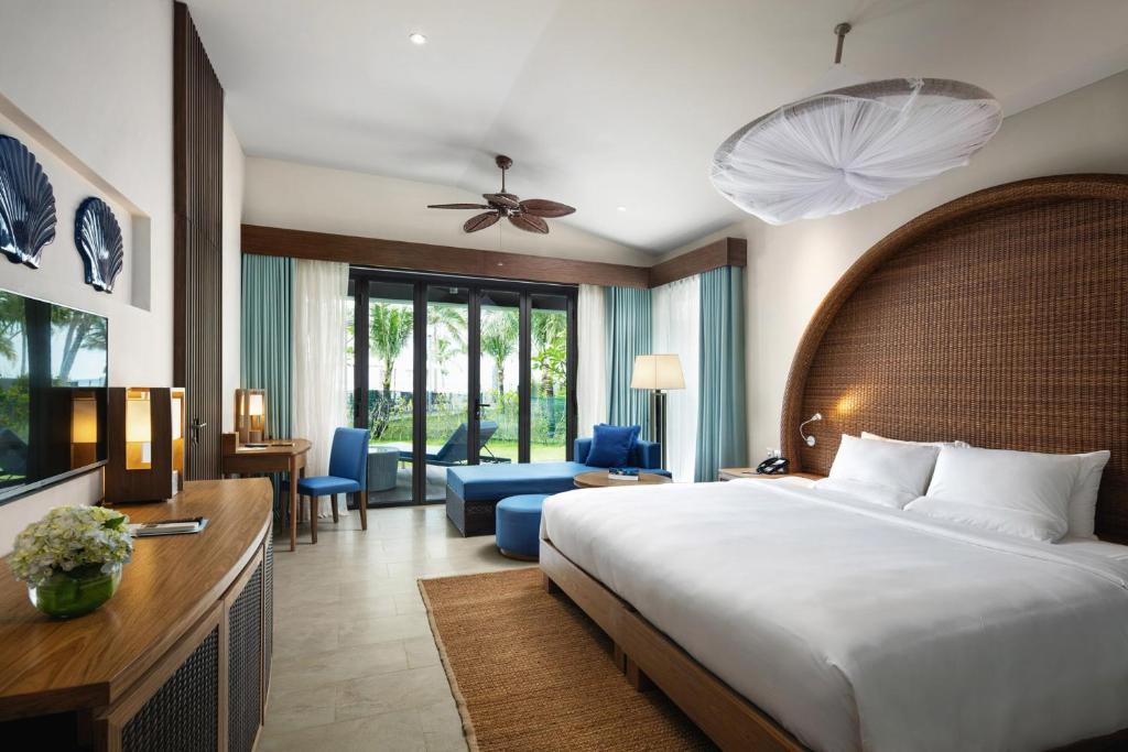 Deluxe bungalow Khu nghỉ dưỡng Novotel Phú Quốc Resort