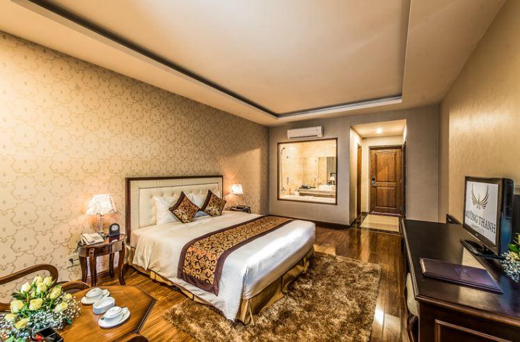 Phòng executive suite Khách sạn Mường Thanh Holiday Vũng Tàu
