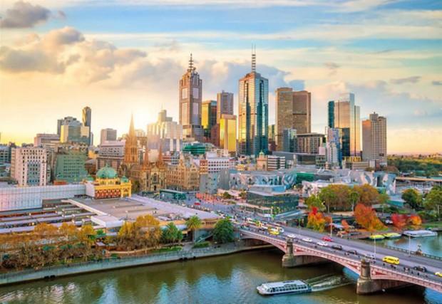 Vé máy bay đi Úc hãng Air China