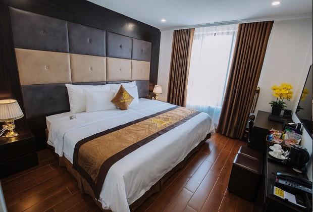 Khách sạn cách ly Vân Đồn