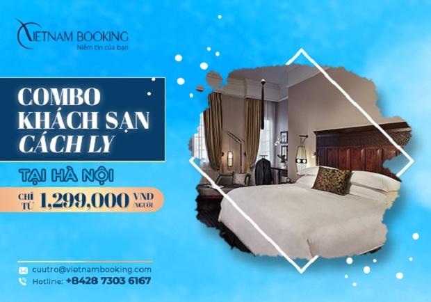 danh sách khách sạn cách ly tại Hà Nội 2021