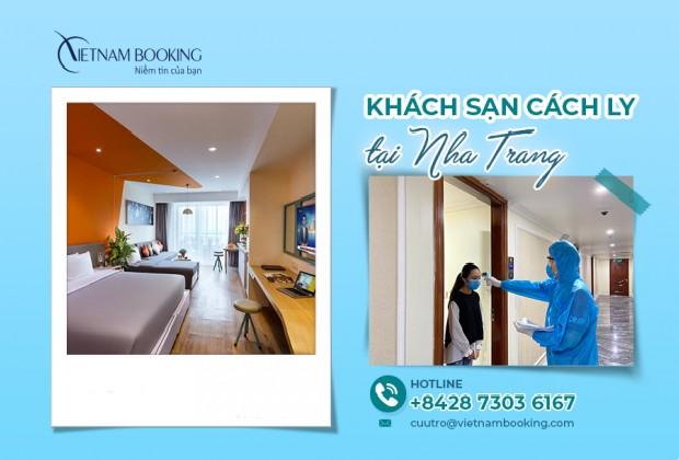 danh sách khách sạn cách ly tại Nha Trang