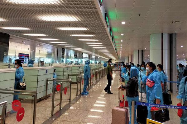 Vé máy bay từ Seoul về Sài Gòn