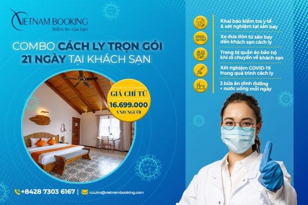 Mức giá khách sạn cách ly ở Việt Nam