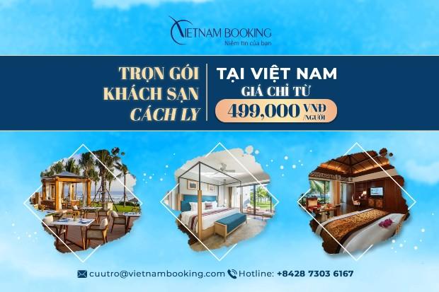 [HOT] Giá khách sạn cách ly ở Việt Nam chi tiết