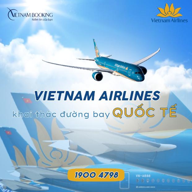 Việt Nam mở chuyến bay quốc tế